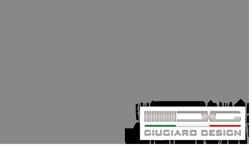 caldaia city top Design Giugiaro